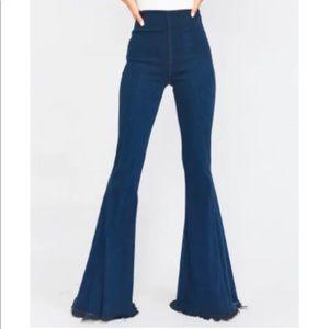 NWOT. Show Me Your MuMu Berkeley Bells jeans